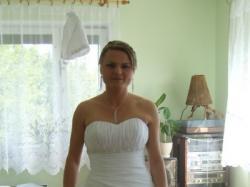 Suknia ślubna Emmi Mariage 2010 - Suzan