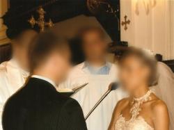 Suknia ślubna Emmi Mariage model 2008, rozmiar 38
