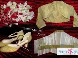 Suknia ślubna Emmi Mariage model Dafne