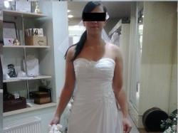 Suknia ślubna Emmi Mariage model Mandy
