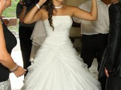 Suknia ślubna Emmi Mariage Porcelane