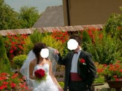 Suknia ślubna Emmia Mariage model Janessa 2009