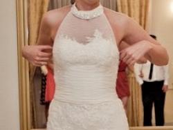 Suknia ślubna Enzoani Francesca