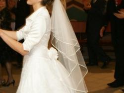Suknia ślubna Ercilla
