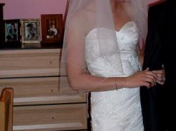 suknia ślubna Eresma San Patrick
