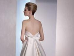 Suknia ślubna ESCORIAL z kolekcji San Patrick 2010