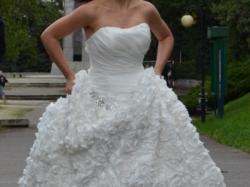 Suknia ślubna Eternity Bride, r. 36