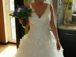 Suknia Ślubna Euforia Maggio Ramatti roz. 36-38