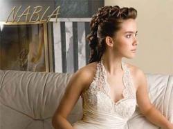 Suknia ślubna Evaleen Nabla - koronkowa fantazja