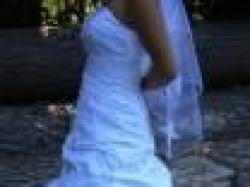 suknia ślubna Evita rozm 36/38