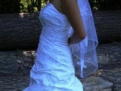 Suknia ślubna Evita rozm. 36