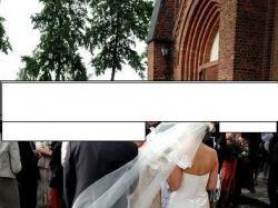 Suknia ślubna Fanal La Sposa Madonna Warszawa 36-38