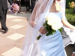 Suknia ślubna FANAL LA SPOZA