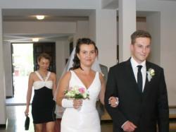 Suknia ślubna Fara Sposa 2010 salon Tylko Ona