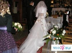suknia ślubna FARAGE GALAXY 2061