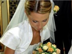 Suknia ślubna FARAGE model Cascada