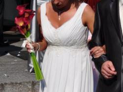 suknia ślubna FAUSTYNKA