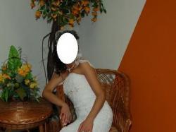"Suknia ślubna ""FINLANDIA"" z kolekcji la sposa, 2009 r."