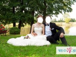 Suknia ślubna Fiore (podobna do Nuria)