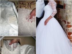 suknia ślubna fir. EMMI MARIAGE