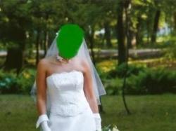 """Suknia ślubna firmy """"Agnes"""""""