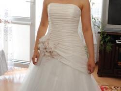 Suknia ślubna firmy Agnes-model 10168 :)