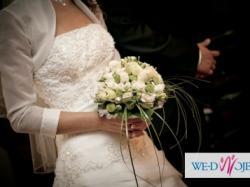 Suknia ślubna firmy AGNES model 10215