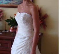 Suknia ślubna firmy Annais tanioo