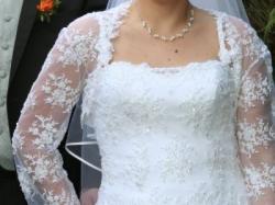 Suknia Ślubna firmy ANTRA