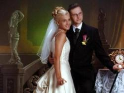 Suknia ślubna Firmy Belle Paris
