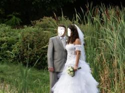 Suknia ślubna firmy Cymbeline