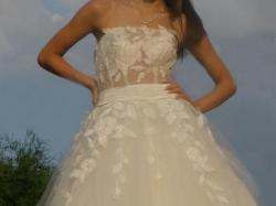 Suknia Ślubna Firmy Dexa z Salonu Paryżanka