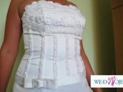 Suknia ślubna firmy Elizabeth