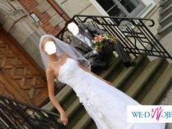 Suknia ślubna firmy Emmie Mariage