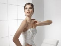 suknia ślubna firmy Gala, model Gasha