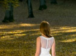 Suknia ślubna firmy Gala (Model Iberis), rozmiar 34/36, KRAKÓW