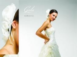 Suknia ślubna firmy Gala Model Wiktoria (rozmiar 34/36)