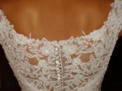 Suknia Ślubna firmy HERM'S model DELORI 2007