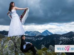 Suknia ślubna firmy Kareen