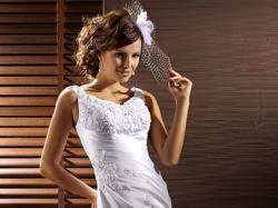Suknia ślubna firmy Kareen + dodatki