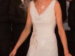 Suknia ślubna firmy Karina - Model Avicki - kolekcja La Perle 2012