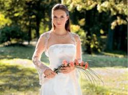 Suknia ślubna firmy Margarett model Renne