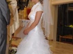 Suknia ślubna firmy MS Moda