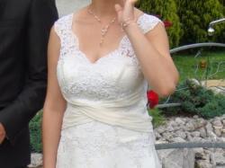 Suknia ślubna firmy Nabla model Kaedry
