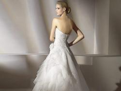 suknia ślubna firmy San Patrick model Petunia