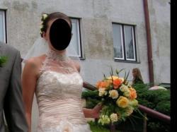 Suknia ślubna firmy SPOSA model GOLD