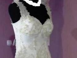 Suknia Ślubna firmy SPOSABELLA w stylu hiszpańskim, model BOLOZANO 524