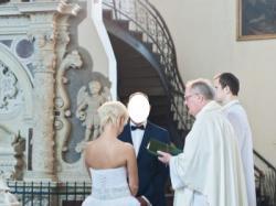 Suknia ślubna firmy Vanessa