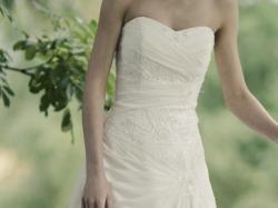 Suknia ślubna firmy Verise + modna szyfonowa etola