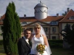 Suknia ślubna firmy Wanessa